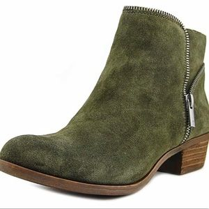 Lucky Brand Bartalino Ankle Booties size 5